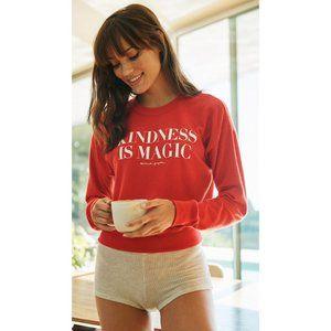 Spiritual Gangster Kindness is Magic Long Sleeve M